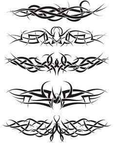 #Tattoo #TattooIdeas #TribalTattoos #TattooDesigns Tribal Tattoos For Men, Tattoos For Guys, Harry Tattoos, Airbrush Tattoo, Spine Tattoos, Floral Tattoo Design, Tribal Tattoo Designs, Tribal Patterns, Future Tattoos