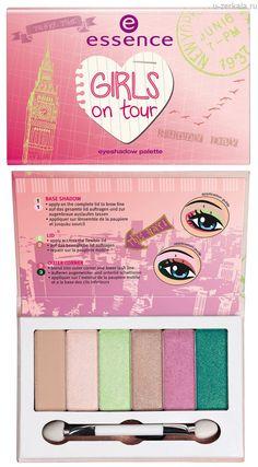 Лето от Essence: Girls on Tour Collection, Summer 2013