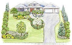 Plan now for next season's garden. Let our four garden layouts spark your imagination.