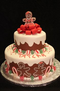 i LOVER GINGERMAN MEN i freackin love this cake.. i know my bday is in june but i so want this as a bday cake