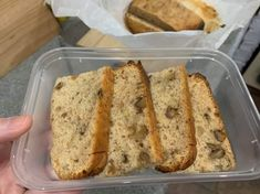I tried the 3 ingredient slow cooker banana bread! Mine's technically 4 ingredients as I added walnuts too. Slow Cooker Banana Bread, Slow Cooker Cake, Slow Cooker Recipes, Crockpot Recipes, Cooking Recipes, Slow Cooking, Banana Bread Recipes, Cake Recipes, Basic Cake