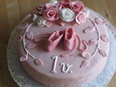 Ballet Cake — Childrens Birthday Cakes