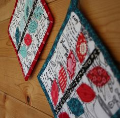 Potholder Pass 11. . .for my partner by ~Dorrie, via Flickr