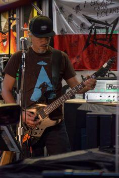 Rock in Rio USA Rehearsals - Metallica
