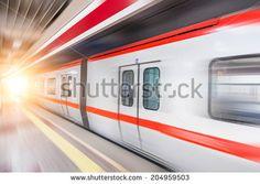 Bullet Train Stock Photos, Bullet Train Stock Photography, Bullet Train Stock Images : Shutterstock.com