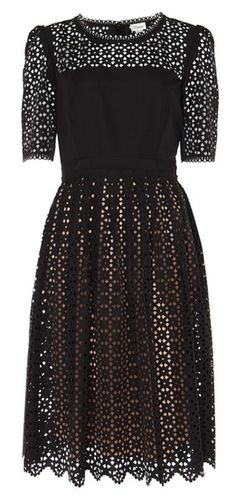 Kate debuts new hair cut and colour at charity gala, here is the dress she wore.
