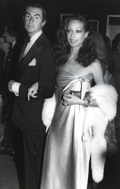 Alan Berliner and Marisa Berenson