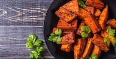 Learn how to boil sweet potatoes whole or chopped and with or without skin. Plus, get the nutritional information of boiled sweet potatoes. Boiling Sweet Potatoes, Potatoes In Microwave, Roasted Sweet Potatoes, Sweet Potato In Microwave, Microwave Food, Herb Recipes, Cooking Recipes, Healthy Recipes, Dinner Ideas