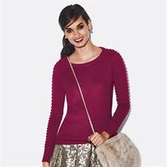 💄mark-favorite-wine-sweater Shop AVON online for your fall fashions, decor, and skincare. 💋