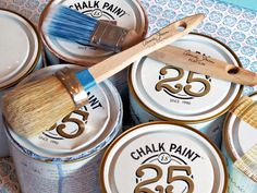 Bring On The Chalk Paint… An Annie Sloan Workshop at Love Handmade Upcycling Ideas, Annie Sloan Chalk Paint, Workshop, Bring It On, Handmade, Painting, Atelier, Hand Made, Work Shop Garage