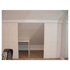 closet design with knee wall Google Search Renovation