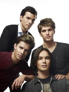 #pll The men of the show.