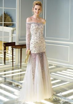 Ball gown--I think this dress is absolutely gorgeous.