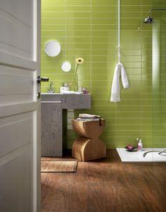 cool Idée décoration Salle de bain - Petite salle d\'eau... Check ...