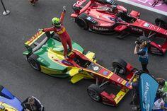 FIA FORMULA E CHAMPIONSHIP: SEASON 2, ROUND 4 - BUENOS AIRES...