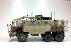 MMZ - 1/35 US Army Buffalo 6x6 MPCV