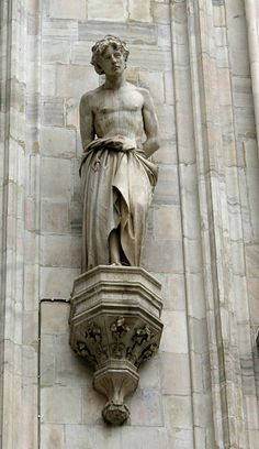 Milan Duomo, Milan Cathedral, Wallis Simpson, Art Sculpture, Old Art, Art And Architecture, Stone, Deco, History