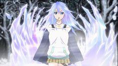 Mizore from Rosario + Vampire Vampire Girl Names, Vampire Girls, Rosario Vampire Anime, Yuki Onna, Fanart, Cosplay, Diabolik Lovers, Love Pictures, Anime Comics