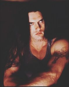 Peter Steele Heavy Metal, Nu Metal, Type 0 Negative, Doom Metal Bands, Peter Steele, Green Man, Man Photo, Guys And Girls, Ikon