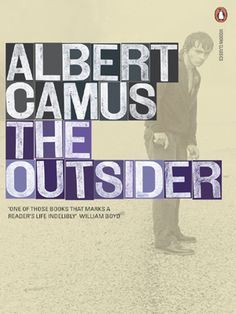 Bookish Relish: Modern fiction: The Outsider/The Stranger (1942)