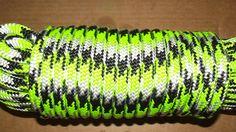 "NEW 7/16"" (11.1mm) x 47' 24-Strand Arborist Climbing Rope Double Braid"
