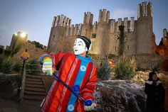 Come with us to feel the magic of the Christmas in 'Óbidos Vila Natal'