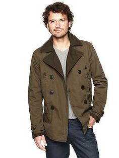 Almost bought this coat the other day.  Glad I didn't because I couldn't really afford it. Maybe in a few weeks....