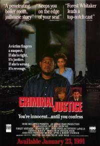 Criminal Justice (1990) - MovieMeter.nl