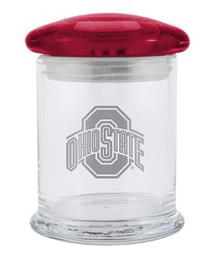 Take a look at this Ohio State Candy Jar by Boelter Brands on #zulily today!