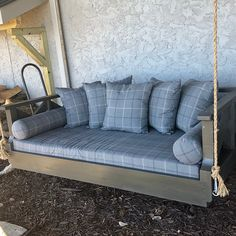 Custom built Daybed Swings Farm Tables and More . Save   Etsy
