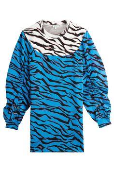 Robe hiver Kenzo / 30 robes à la faveur de l'hiver / Fashion / Winter / Dresses