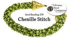 hubble stitch bead tutorial ~ Seed Bead Tutorials