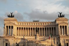 Palacio Vittorio Emanuele Roma, Italia