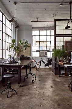 Woonblog Industrieel Interieur Wooninspiratie