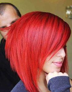 Short Red Hair http://redhairideas.com/short-red-hair/ #love #redhair #cute