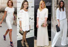 Réveillon: Como usar look branco sem errar