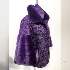 85 отметок «Нравится», 4 комментариев — Меховое ателье (@gallafur) в Instagram: «Яркая, оригинальная куртка из меха норки и каракульчи будет согревать нашу клиентку прохладной…»