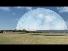 Como seria a Lua a 400 Quilômetros da Terra? Confira. [HD]