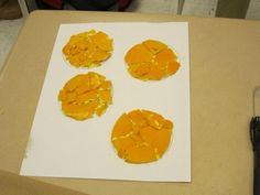 How do you give pupils a beautiful visual picture of why the surface area of a sphere is 4 pi r squared? A super lesson idea I heard recently involved an orange! Give pupils an orange and a blank s… Math Classroom, Classroom Activities, Future Classroom, Classroom Ideas, Math Lesson Plans, Math Lessons, Fun Math, Maths, Math Math