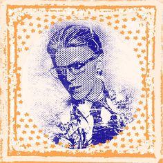 """Gefällt 75 Mal, 5 Kommentare - Lichtmann12345 (@lichtmann12345) auf Instagram: """"#bowie #popstar #rockstar #stencil #streetart #collage #popart #lichtmann12345 #grunge #stars #art…"""" Pop Art, David Bowie Art, Star Wars, Grunge, Collage, Street Art, Hero, Artwork, Fun"""