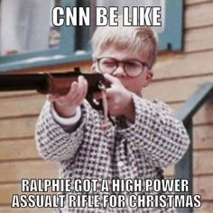 CNN, aka the Clinton News Network surely would say such a thing. ~@guntotingkafir GOD BLESS OUR VETS, GOD BLESS.OUR TROOPS AND GOD BLESS AMERICA!!! ✊ TRUMP 2016