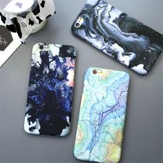 Marble Design Case Cover For iPhone 5 5G 5S SE 6 6G 6S 6Plus