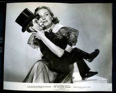 Vintage 1938 Dummy Charlie McCarthy Andrea Leeds Goldwyn Follies Still Photo | eBay