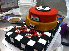 Cars MiEmail me for cakes!  Belongstomord@gmail.com Frisco tx up cake