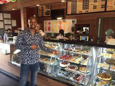 BotafogoDePrimeira: Uma vida de sonhos: agora dono de cafeteria, Jeffe...