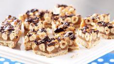 Hazelnut Caramel Chocolate Bar