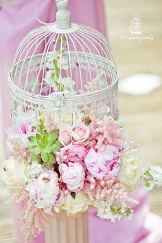 colivia cu flori