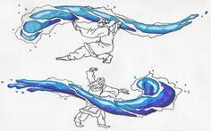 Master Pakku by moptop4000.deviantart.com on @DeviantArt