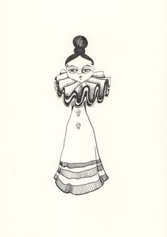 Celeste du Preez Illustration   Portfolio of illustrator Celeste du preez My Etsy Shop, Ink, The Originals, Trending Outfits, Drawings, Unique Jewelry, Handmade Gifts, Illustrations, Vintage