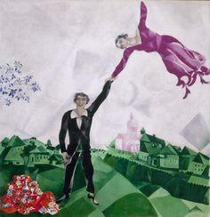 Marc Chagall, Promenade